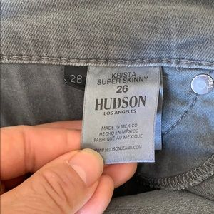 Hudson Krista Súper Skinny